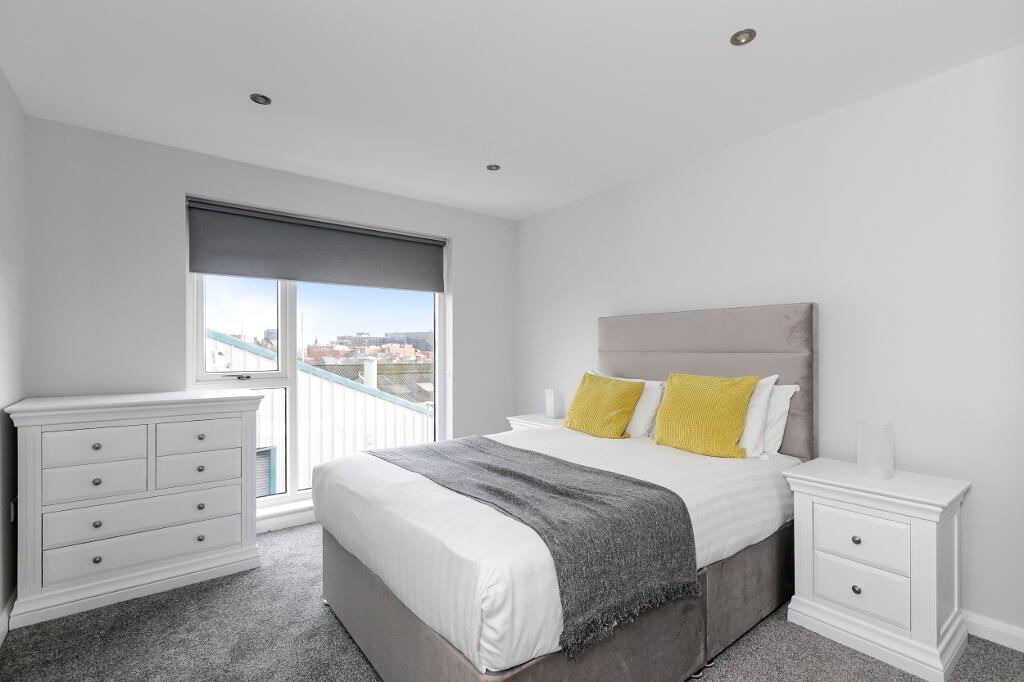 Photo 10 of 2 Bedroom Apartment, Gardiner Square, Belfast City Centre, Belfast