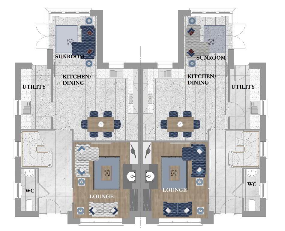 Floorplan 2 of Hollypark, Deanery Demesne, Portadown Road, Armagh