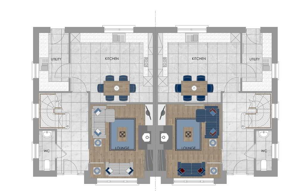 Floorplan 1 of Hollypark, Deanery Demesne, Portadown Road, Armagh