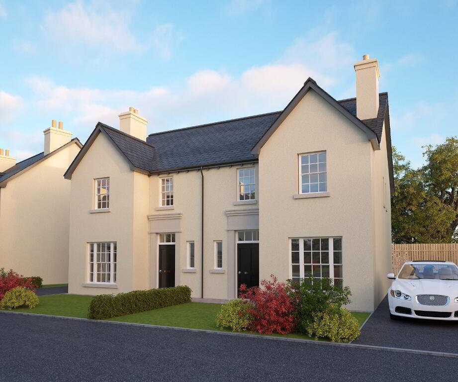 Photo 1 of Htc, The Demesne At Mount Hall Grange, Clonmakate Road, Portadown