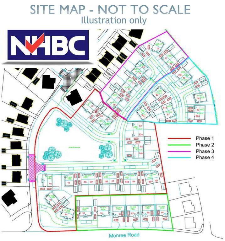 Floorplan 3 of Htc, Monree Hill, Monree Road, Donaghcloney, Banbridge
