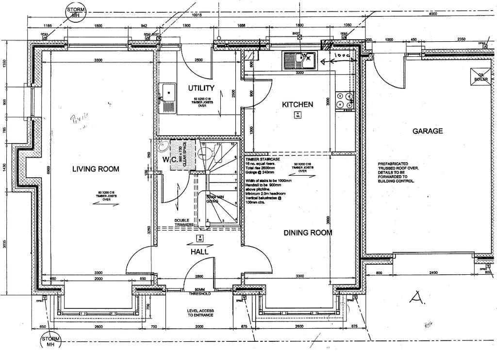 Floorplan 2 of Ardess Glebe, Kesh