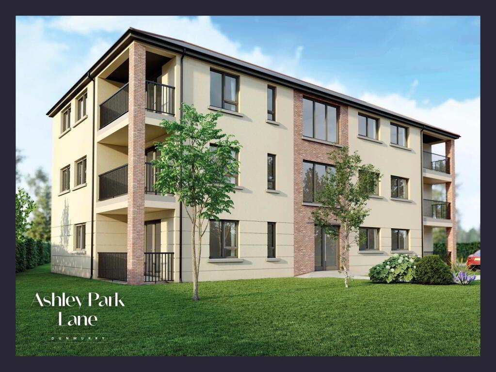 Photo 1 of Second Floor Apartment, Ashley Park Lane, Ashley Park, Dunmurry