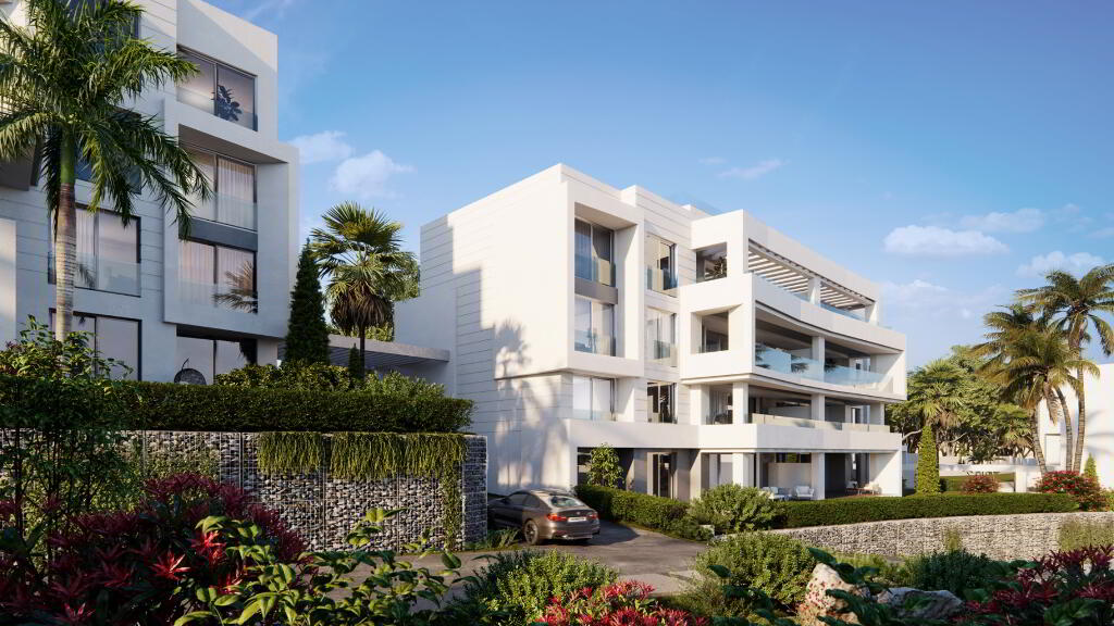 Luxury Apartments At Soul Marbella - Santa Clara