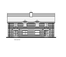 Floorplan 1 of Type 1, Copperthorpe, Drumahoe, L'Derry