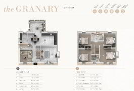 Floorplan 1 of The Granary, Oak Country Manor, Crescent Link, Derry