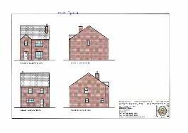 Floorplan 1 of House Type 4, Carryview, Coagh, Urbal Road, Coagh