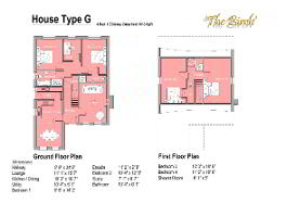 Floorplan 1 of The Birch, Gortnessy Meadows, Derry/ Londonderry