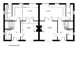 Floorplan 3 of Type 1, Copperthorpe, Drumahoe, L'Derry