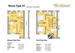 Floorplan 1 of Gortnessy Meadows, Derry/ Londonderry