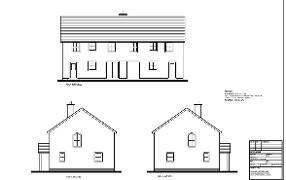 Floorplan 2 of Type 1, Copperthorpe, Drumahoe, L'Derry
