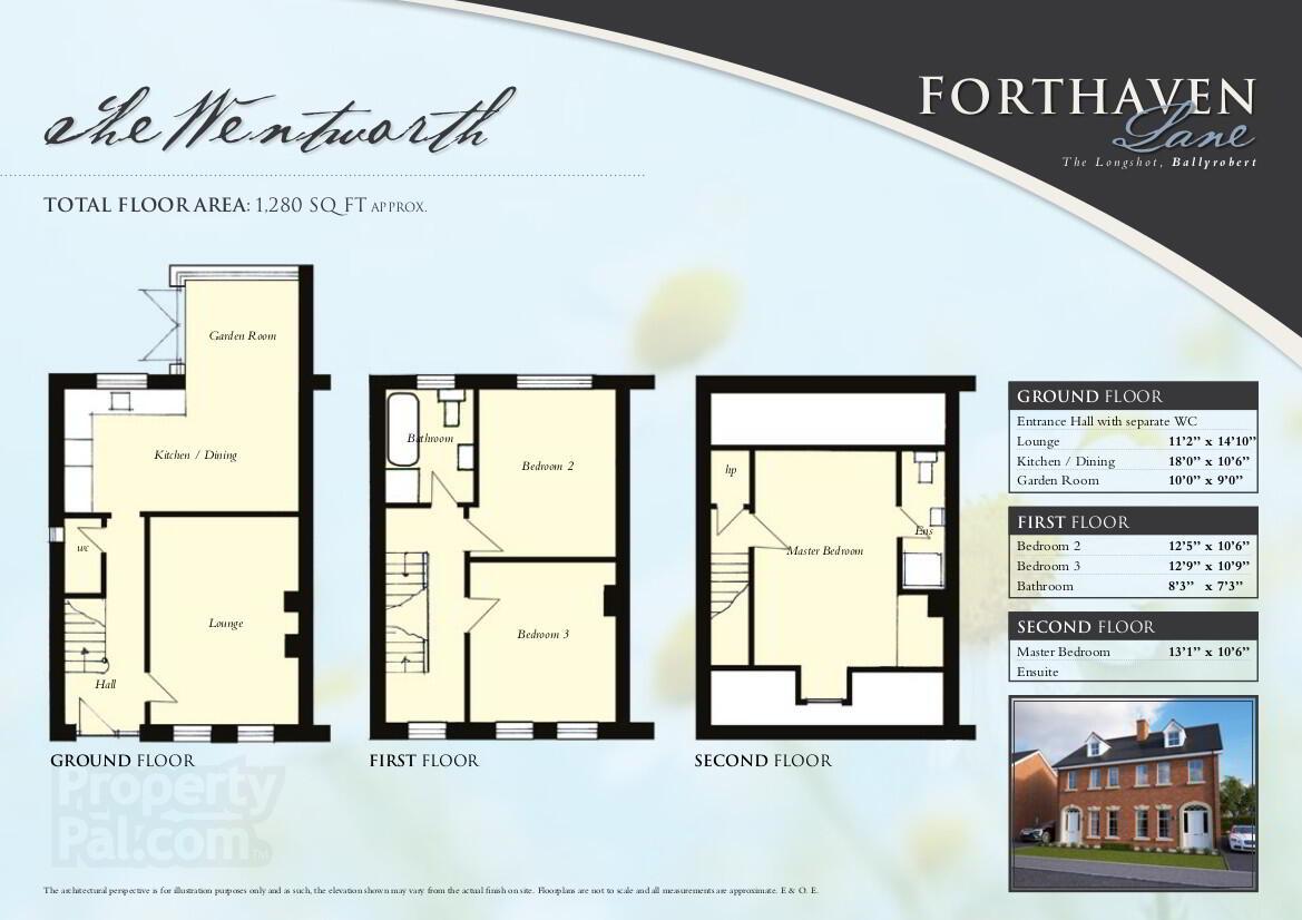 The Wentworth, Forthaven Lane, The Longshot, Ballyrobert